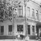Краснодар. Угол Янковского и Гоголя, 70-е годы.