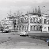 Краснодар. Дмитриевская Дамба, 3. 1987 год