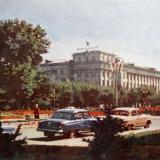 Краснодар. Ул. Красная, 1965 год