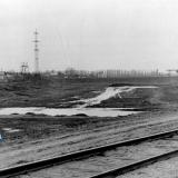 "Краснодар. Ул. Трамвайная. Чаша озера ""Карасун"". Вид на юго-запад, 1963 год"