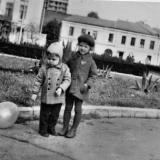 Краснодар. ул. Ворошилова, 7 ноября 1973 г.