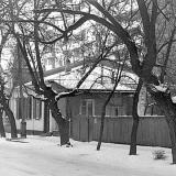 Краснодар. Улица Гоголя №№ 27 и 29. 5 февраля 1982 года.