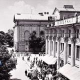 Краснодар. Улица Гоголя. Центральный универмаг