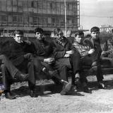 Краснодар. Улица Красная, зима 1966/1967 гг.