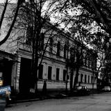 """Краснодар. Улица Комсомольская 36. Обьединение """"Краснодарнефтегаз"""". Домоуправление № 2 Октябрьского района"""