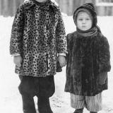 Краснодар. Улица Старо-Кубанская. Январь 1954 г.