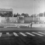 Краснодар. Утром на площади Труда