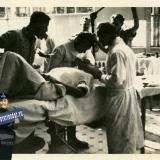 Краснодар. В операционной 1-й городской больницы, осень 1942 года