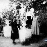 Краснодар. В парке им. М. Горького, 1952 год