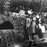 Краснодар. В парке им. Горького. 1970-е годы