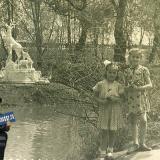 Краснодар. В парке им. М. Горького, 1956 год