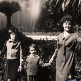 Краснодар. В парке им. М.Горького, сентябрь 1965 года