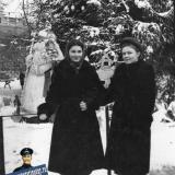 Краснодар. В сквере им. Ворошилова 1955 год.
