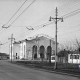 Краснодар. Вид на перекресток ул. Северной и Тургенева, середина 1960-х