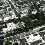Краснодар. Вид на угол улиц Красной и Тельмана (Постовой), 1978 год