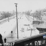 Краснодар. Вид на улицу Дружбы с балкона КСХИ (вид на запад)
