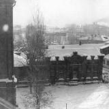 Краснодар. Вид во двор мединститута, 1965 год