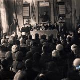 Краснодар. VII-я районная конференция Кагановического РК ВЛКСМ г.Краснодара, 9.12.1944