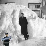 Краснодар, Во дворе Мира 50. 1953 год.