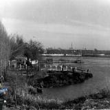 """Краснодар. Водная станция """"Спартак"""", 1963 год"""