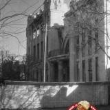 Краснодар. Восстановление Дома офицеров. Вид с улицы Красноармейской