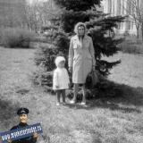 Краснодар. Возле Политехнического института, 1973 год