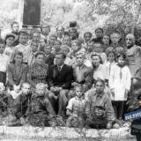 Краснодар. Встреча Апшеронских школьников с семьёй Игнатовых, 50-е годы