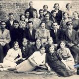 Краснодар. Выпуск 30-й школы, 1941 год