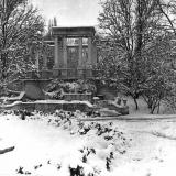 Краснодар. Январским днём в Парке Горького. 1967 год.