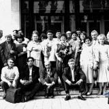 Краснодар. Юбилейная встреча художественно-графического факультета КГУ, 1990 год