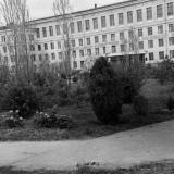 Краснодар. Здание ЗООфака КСХИ, 18 апреля 1971 года.
