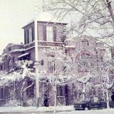 1975/1976 год. Зима в Краснодаре