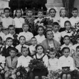 """Краснодарю. Школа № 8, 2 """"А"""" класс, 1961 год"""