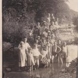 Новороссийск. На прогулке к Лысой горе, 1939 год