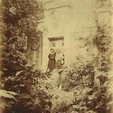 """Мавзолей"" на кладбище, 24 мая 1924 год"
