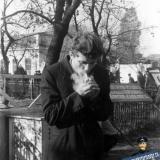 Краснодар. На бульваре им. Шевченко. 7 ноября 1960 г.