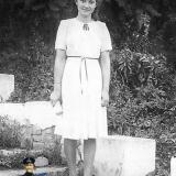 Краснодар. В Городском парке, 27 августа 1945 года