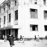 На улице Гоголя у ЦУМа, конец 70-х