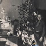 Краснодар. Новый Год, 1953-1954 год
