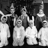 Краснодар. Новый год в детском саду, 1953 год
