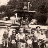 Краснодар. Парк им. М.Горького. Лето 1956 года.