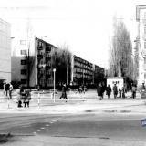 Краснодар. Перекресток К.Либкнехта -2-я пятилетка, 1978 год.
