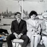 Краснодар. Первомайская прогулка по Кубани, 1974 год
