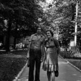 Краснодар. Первомайская роща, 1980 год.