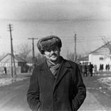 пос. Пащковский. Угол улиц Ярославского и Красной (Бершанской).