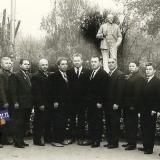 Краснодар. Работники Краснодарского управления нефтяной промышленности, 1960-е годы