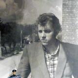 Краснодар. С балкона стодворки, 1962 год