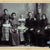 Екатеринодар. Семья Радомского Т.И.