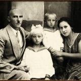 Краснодар. Семья Серобабиных