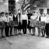 Краснодар. Начальная школа №3, 1963 год